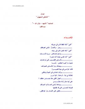 Photo of كتاب ديوان الشاطئ المجهول PDF