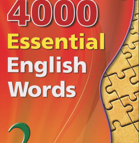 Photo of 4000 2-Essential English Words