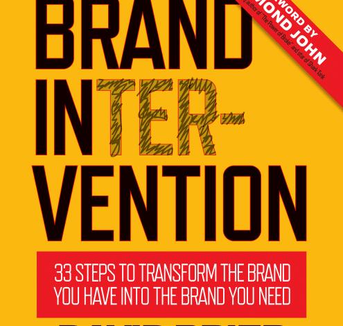 Photo of ملخص كتاب Brand intervention
