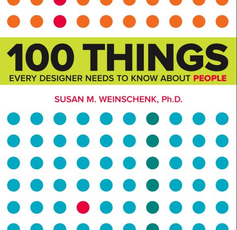 Photo of ملخص كتاب 100 things every designer needs to know about people